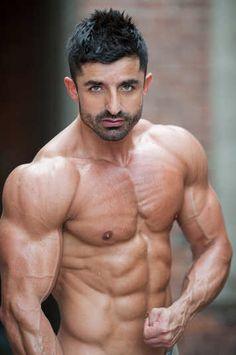 Dave Kotinsky - Fitness model