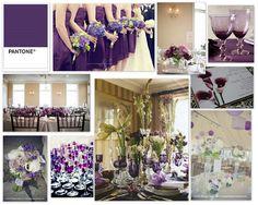 shades of purple, inspiration, crown inspir, lavender weddings, wedding ideas, blue, modern weddings, purple wedding, crown celebr