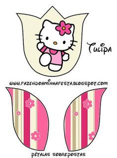 OH MY FIESTA!: Imprimibles, imágenes y fondos de Hello Kitty 21.