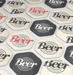 The Beer Experience by eamorim, via #Behance #Design #Print