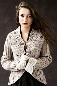 Love this cardigan! #knit