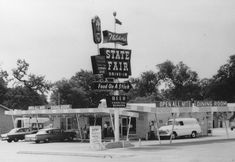 Fletcher's Corny Dog had an East Dallas drive-thru - Lakewood/East Dallas