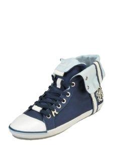 Replay dames sneaker met omslag van Replay - Schuurman Schoenen | Dat past me wel  www.schuurman-schoenen.nl