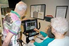 Exergaming and Older Adult Cognition. Pinned by ottoolkit.com your source for geriatric OT resources.