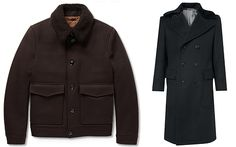 Oliver Cheshire: the best winter coats for men - Telegraph