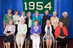 Class of 1954 - Happy 60th!