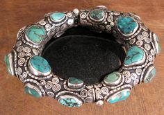 ethnic jewelleri, turquois, silver bracelets, lush jewelleri, ethnic treasur