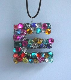 arts and crafts for tweens, bead letter, bead pendant, craft stores, bible crafts for teens, librari, art and craft for teens, library crafts, letter pendant