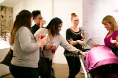 Britax Affinity Stroller Launch Event in NYC #style #baby