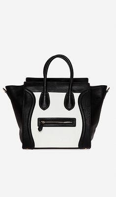 Dailylook: Large Structured Handbag