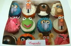 These are the most sensational, inspirational, celebrational, muppetational.....