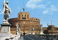Saint Angelo, Rome, Italy