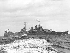 Heavy cruiser USS Wichita (CA-45)