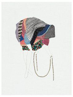 Jazmín Berakha Print 2 by Jazmín Berakha  on Little Paper Planes
