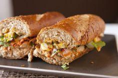 Turkey Banh Mi Vietnamese Sandwich   #TurkeyDay #Leftovers