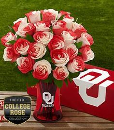 University of Oklahoma Sooners - roses