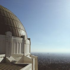 Griffith Observatory. Photo by Patrick Amidjojo