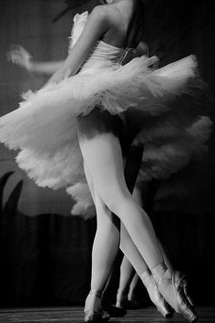 Ballet isn't my favorite style of dance to do, but you just can't deny its beauty and strength.