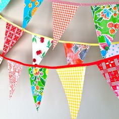 @Elizabeth Cassinos Living Magazine Thanks for sharing my Picnic-Perfect Party Banners! #Modernjune! #oilcloth