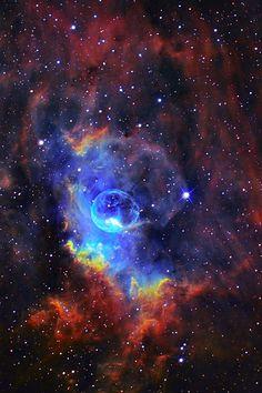 The Bubble Nebula (NGC 7635) - Imgur