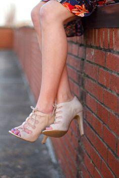 @Soledad Calvino Society Mandee heels