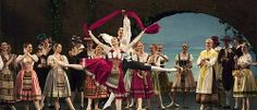 """THE ROYAL DANISH BALLET RESTYLES """"NAPOLI"""" - Royal Danish Ballet is currently on tour with their time travelling version of Napoli, which borrows both fashion  and manners from the social world of circa 1950 Capri. With aüdditional music by Louise Alenius and new choreography by Sorella Englund"""