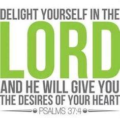 Psalms37:4