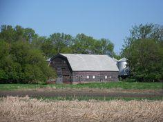 Old North Dakota Barn