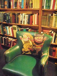 Where the wild sofas are