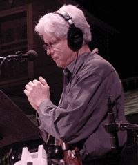 """Fred Newman (AB '74) performed as the voice actor for Skeeter in the popular series """"Doug"""". He also works with Prairie Home Companion and has been featured in a number of animated films."""