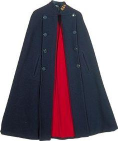Vintage nursing cape