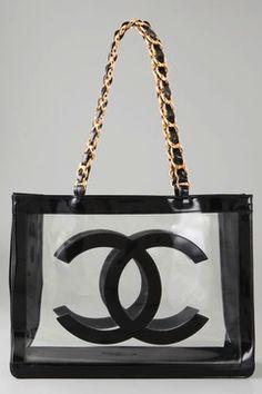 chanel tote, fashion, chanel bags, chanel summerlov, chanel beach, beach bags, cc chanel, luv handbag, chanelwgaca vintag