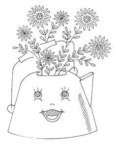 FLOWERS - kettle