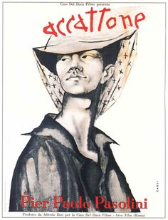 Accattone movie poster