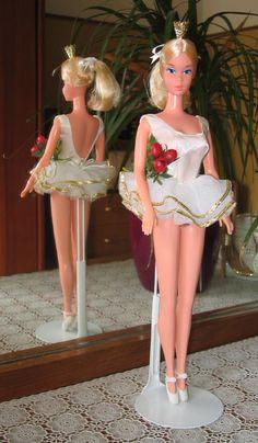1975 Ballerina Barbie...