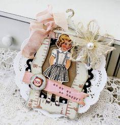 sweet tag, gift tag