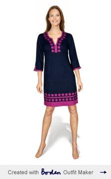 Boden dress for summer