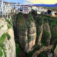 Fancy - Ronda, Spain favorit place, malaga, españa, travel photos, ronda spain, visit, beauti, spain travel, destin