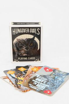 product, gift, godhungov owl, play card, owl card