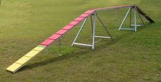 Mark's Agility Equipment, 12' Dogwalk  Contacts with or with out wood covers and rubber.