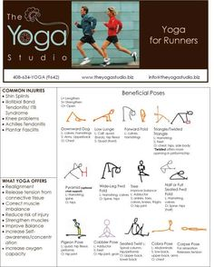 Yoga for Runners.