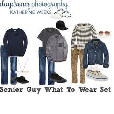 what to wear  Senior Guy
