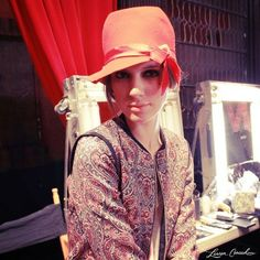 chic chapeau at wildfox fall 2013 #accessories