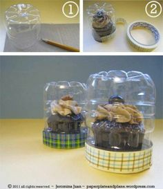 Clever idea especially take home from children's parties