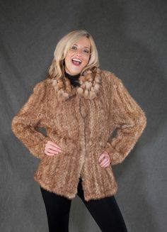 At The Fur & Leather Centre, we offer a wide variety of furs to choose from. Whether you would like a fur coat, fur vest, fur hat, or fur scarf – there is a type of fur that will work with your style and your budget.