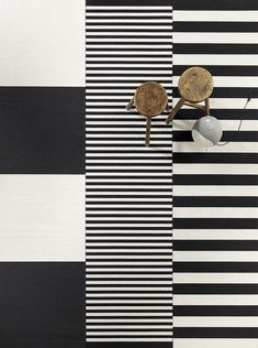 Striped rug - Woodnotes. My favourite minimalist furniture launches at Milan Design Week 2019 – part 2