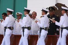 Fotos Del Puerto De Veracruz | del XCV Aniversario de la Defensa del Puerto de Veracruz y Jura de ...