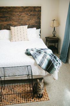 Tribal and native american inspired bedroom diy headboard bedroom