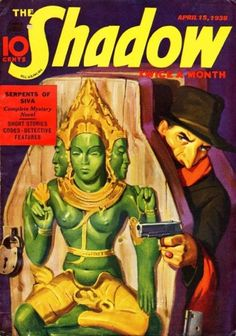 The Shadow, April 15, 1938