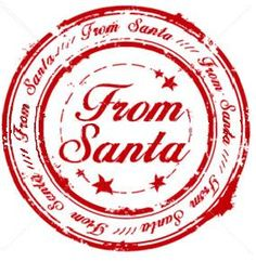 santa seal more dear santa santa seals santa letters 5
